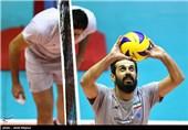 والیبالیستهای ایران از فردا برای المپیکی شدن استارت میزنند