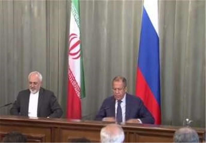 لافروف : موقف روسیا من الأزمة فی سوریا لم یتغیر منذ البدایة ولا نقبل مطالبة الأسد بالرحیل