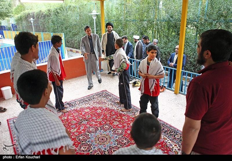 اردوی دانش آموزی کمیته امداد امام خمینی (ره)