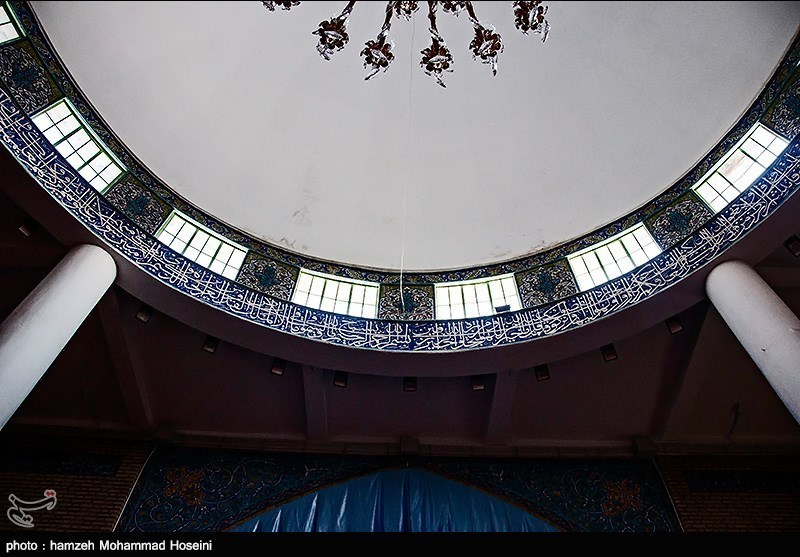Damavand Jame Mosque in Iran - Tourism news
