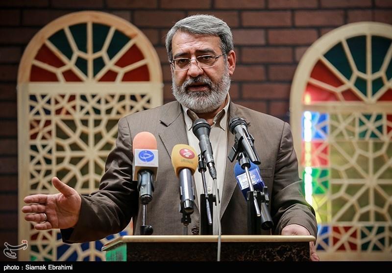 سخنرانی عبدالرضا رحمانی فضلی وزیر کشور در جمع پرسنل سازمان ثبتاحوال