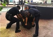 US Police Pin Black Man with Prosthetic Leg to Ground (+Video)