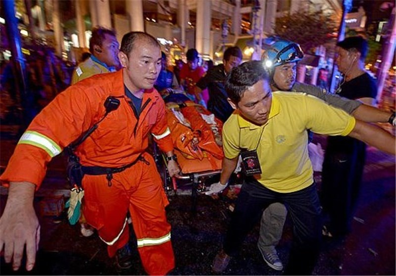 Suspect Hunted as Second Blast Rocks Bangkok