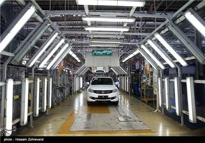 معرفی خودرو هایما در نمایشگاه خودرو مشهد