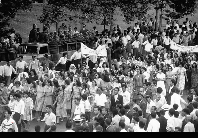 Iran's 1953 Coup in Photos