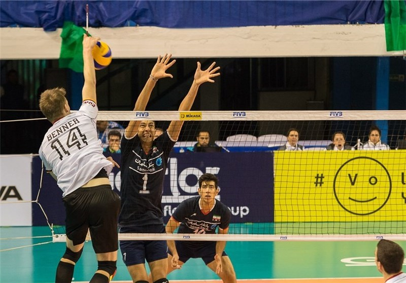 FIVB Volleyball Boys' U19 World Championship: Iran Beats Germany