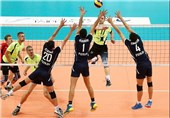 Paykan 3rd in Asian Men's Club Volleyball Championship