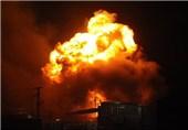 انفجار قاهره