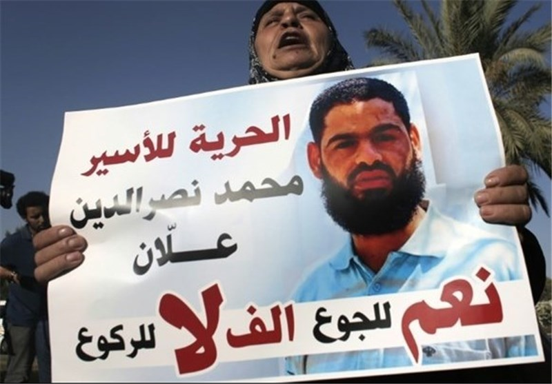 Palestinian Hunger Striker Back in Coma after Detention Suspended
