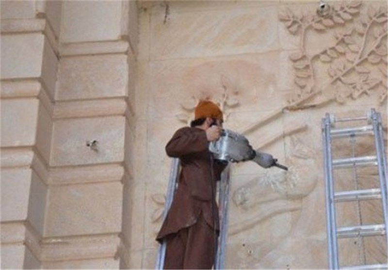 ISIL Destroying Precious Heritage Sites in Syria, Iraq