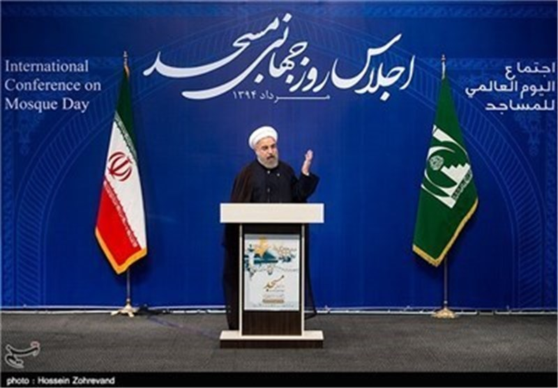 Al-Aqsa Mosque Arson Showed Zionist Regime's True Nature: Rouhani