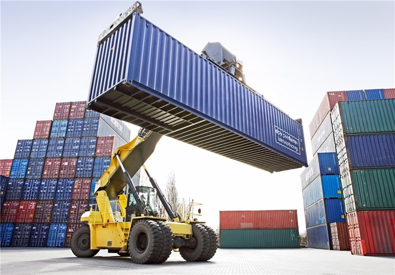 صادرات تجارت بندر