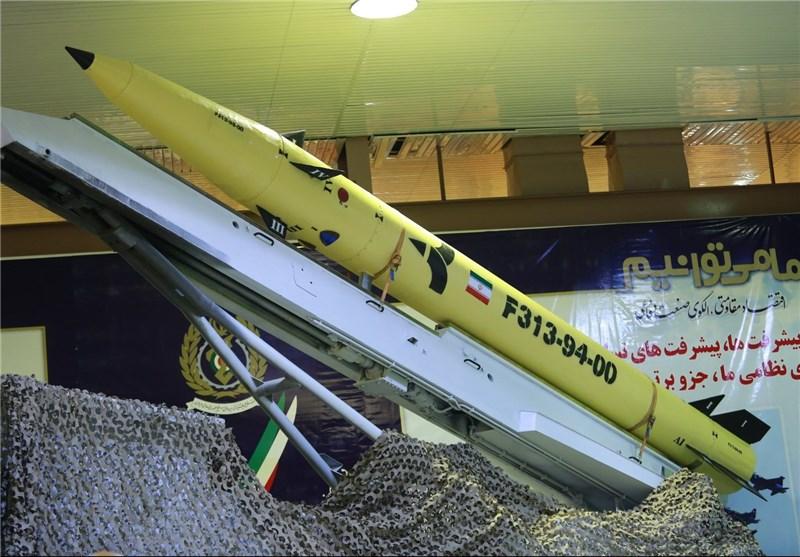 اولین تصاویر از موشک 500 کیلومتری فاتح 313 + ویژگیها