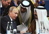 مناسبات روسیه با عربستان برای کنترل منطقه خاورمیانه