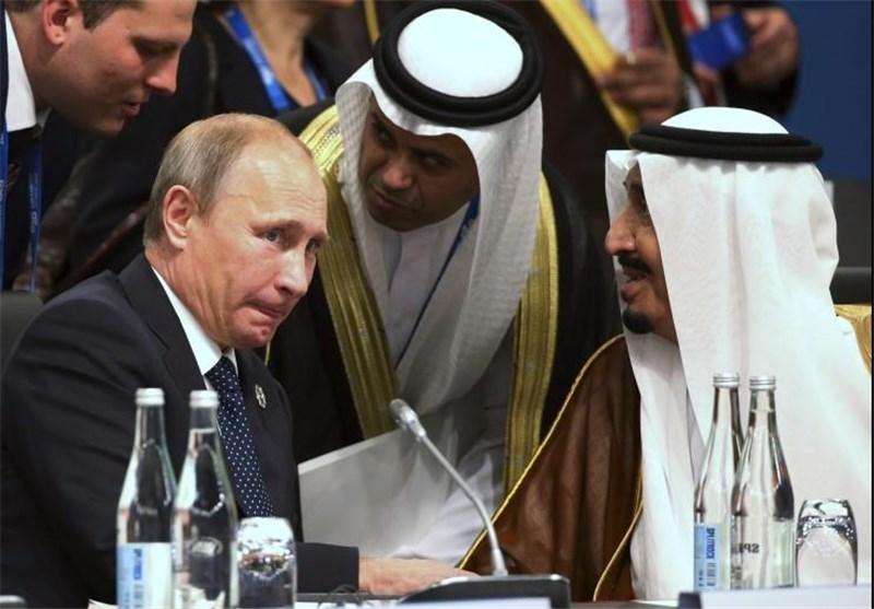 آمادگی پادشاه عربستان برای سفر به روسیه به معنای حل تمام اختلافات مسکو و ریاض نیست