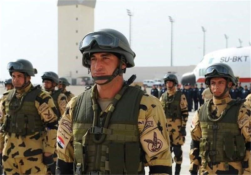 آفریقا|کشته شدن 11 فرد مسلح در استان شمال سیناء در مصر