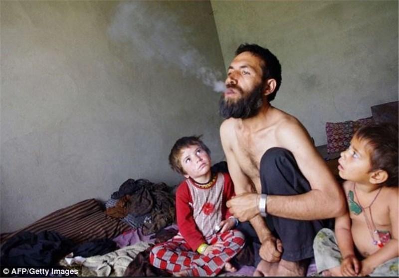 اعتیاد در افغانستان 2