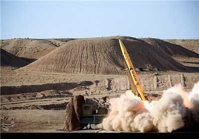 Photos: Iran Unveils New Missile with Pinpoint Accuracy