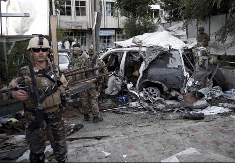 بمب گذاری در افغانستان
