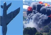 UK Air-Show Jet Crashes onto Highway, 7 Dead