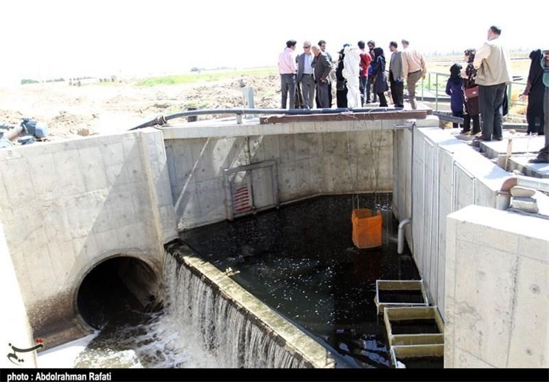 اصفهان| 175 میلیون مترمکعب پساب در اصفهان تولید میشود