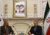 Iran Welcomes Afghanistan's Economic Boom: Larijani