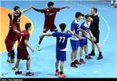 اختتامیه مسابقات هندبال بین المللی جام ریاست جمهوری - شمهد