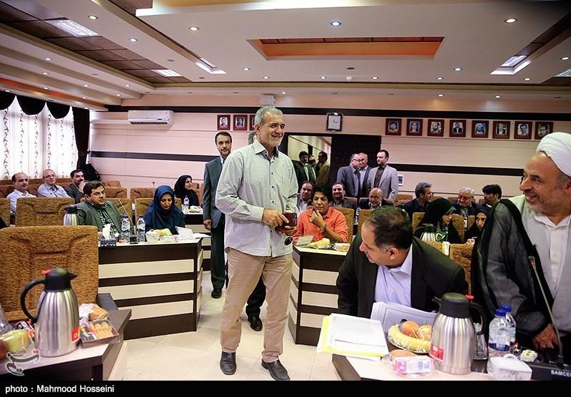 دکتر پزشکیان در مراسم تجلیل از پزشکان فرهیخته سازمان بهزیستی کشور