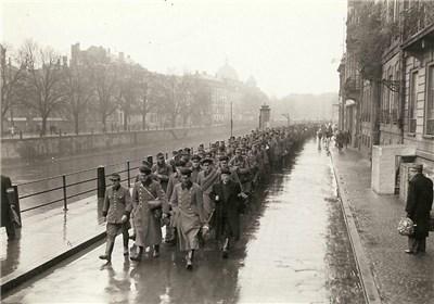 کشوری که در ۱۰ دقیقه تسلیم انگلیسیها شد/ تفاوت حیات یک ملت در «جاده جنگ»