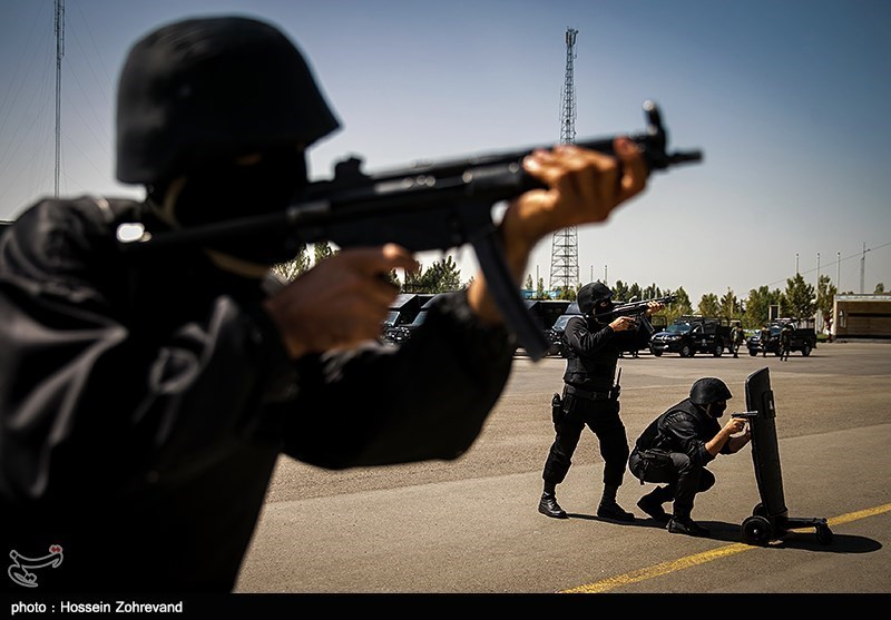 Iran Intelligence Forces Foil Terrorist Plot
