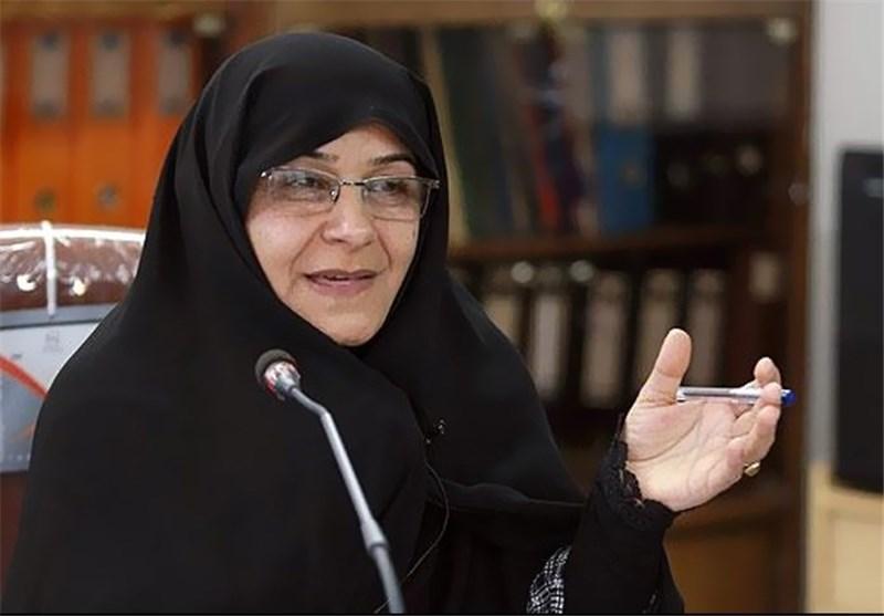 فاطمه آلیا نماینده مردم تهران