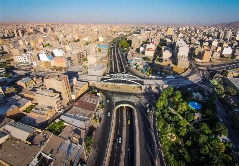 تقاطع سه سطح حمید تبریز