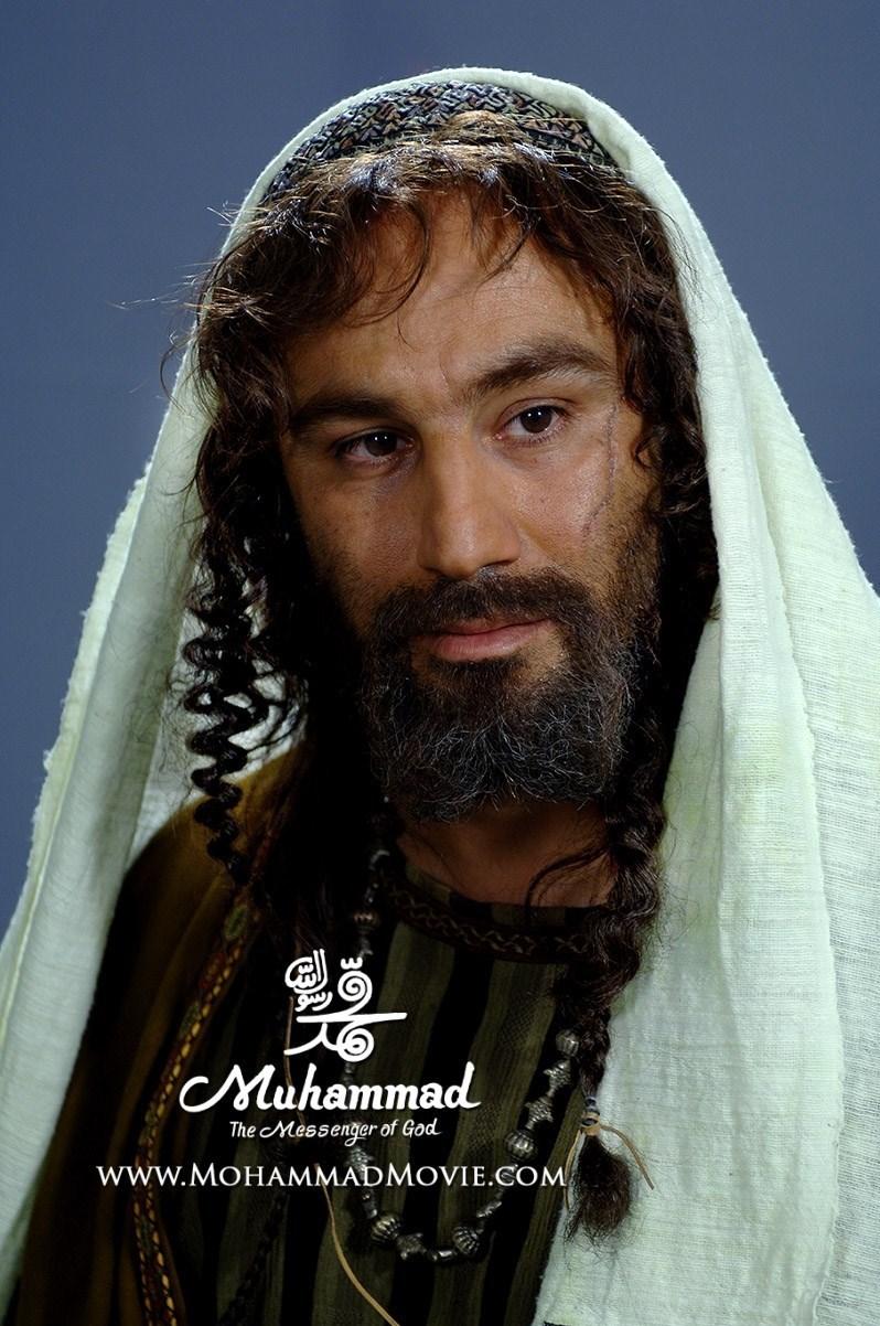 محسن تنابنده در فیلم محمد رسول الله