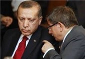 نحوه تعامل اردوغان با بحران سوریه سرفصل اختلافات حزبی در ترکیه