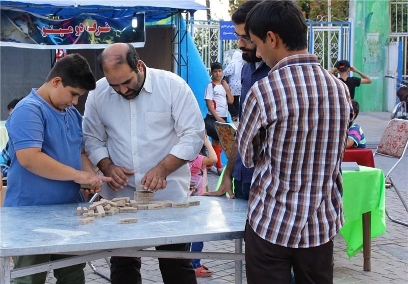 نمایشگاه اوقات فراغت شیراز 2