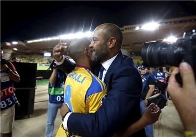 سانتو: توان شکست دادن یوونتوس را داریم/استادیوم لبریز از تماشاگر نقش مهمی در موفقیت ما دارد