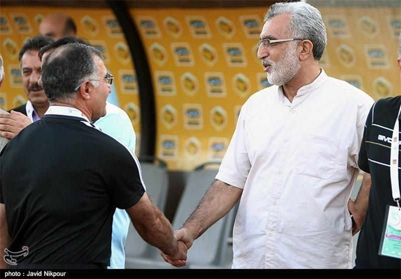 حسین فرکی و مجید جلالی