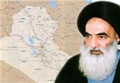 آیت الله سیستانی با جدایی اقلیم کردستان عراق مخالفت کرد