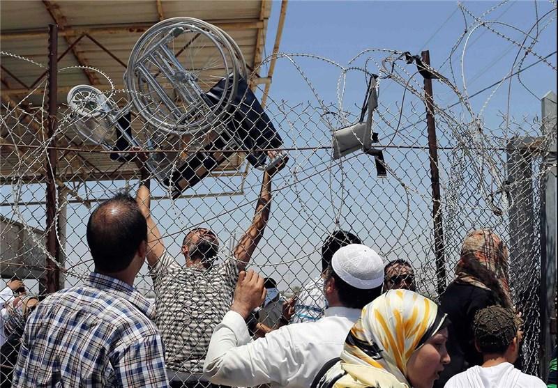 حصر غزه