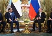 گفتوگوی تلفنی السیسی و پوتین درباره تحولات سوریه