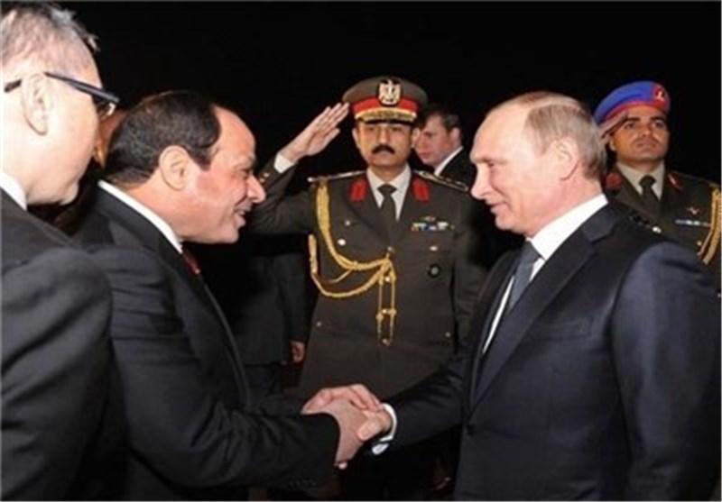 السیسی وبوتین
