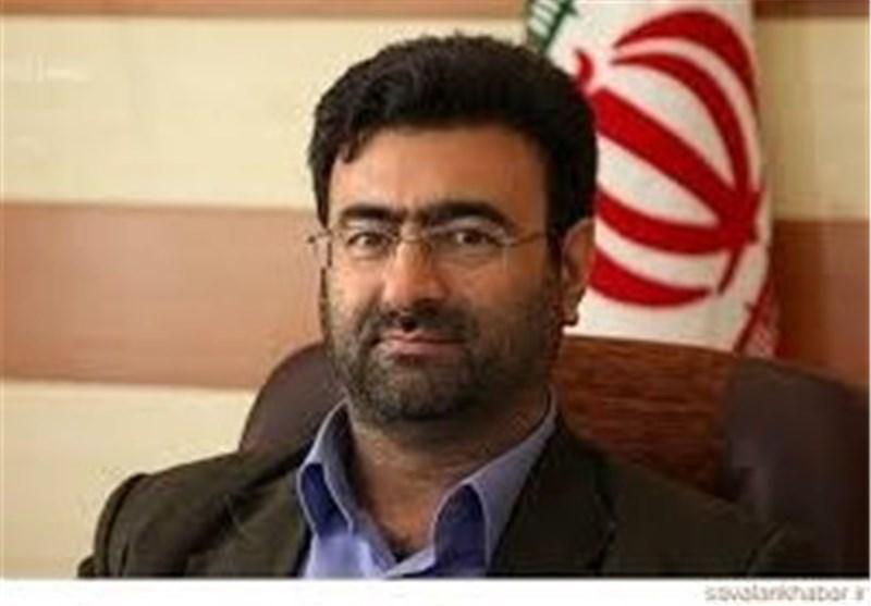 علی نظری فرماندار خلخال