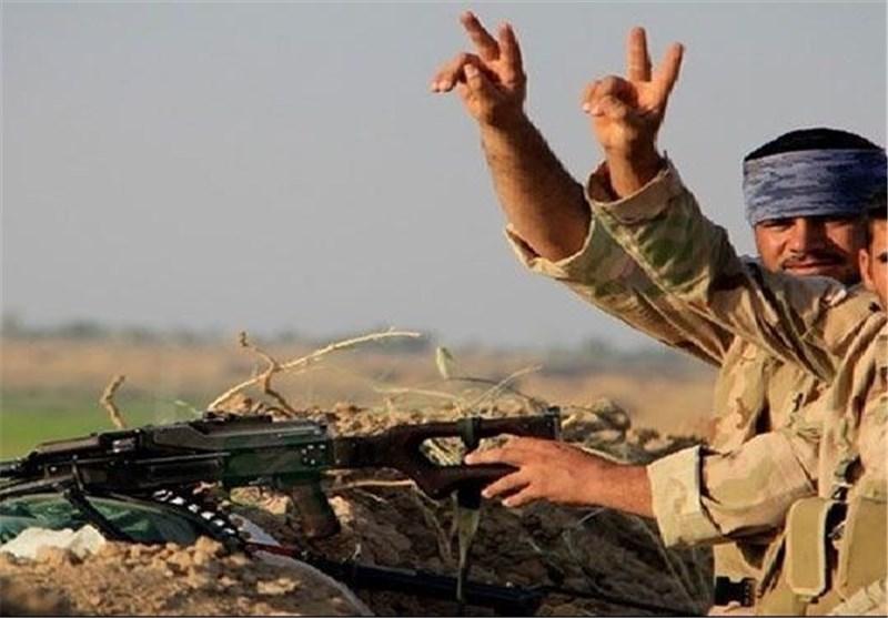الجیش العراقی یستعد للتقدم باتجاه الفلوجة وهیت
