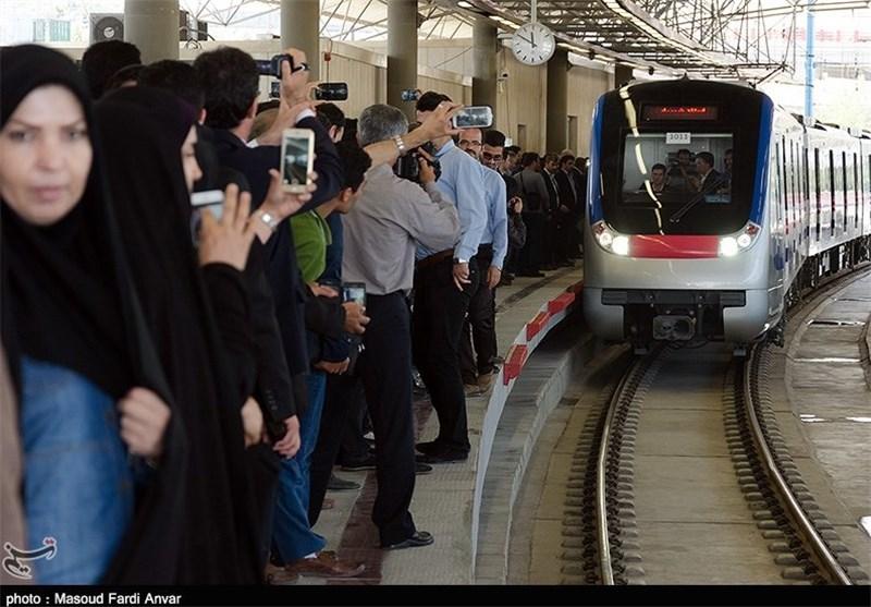 ساعات فعالیت فاز یک مترو تبریز افزایش یافت