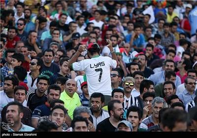 حاشیه دیدار خیریه ستارگان جهان و ایران