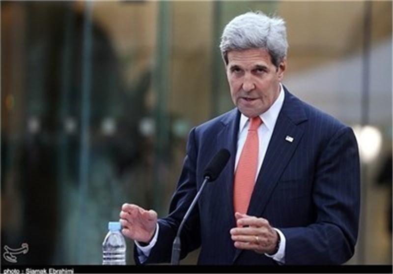 کری: اعزام نیروهای ویژه آمریکایی به سوریه در راستای شکست داعش است