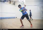 مرحله دوم لیگ برتر اسکواش مردان ایران در گلستان برگزار میشود