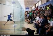 مسابقات اسکواش قهرمانی آسیا