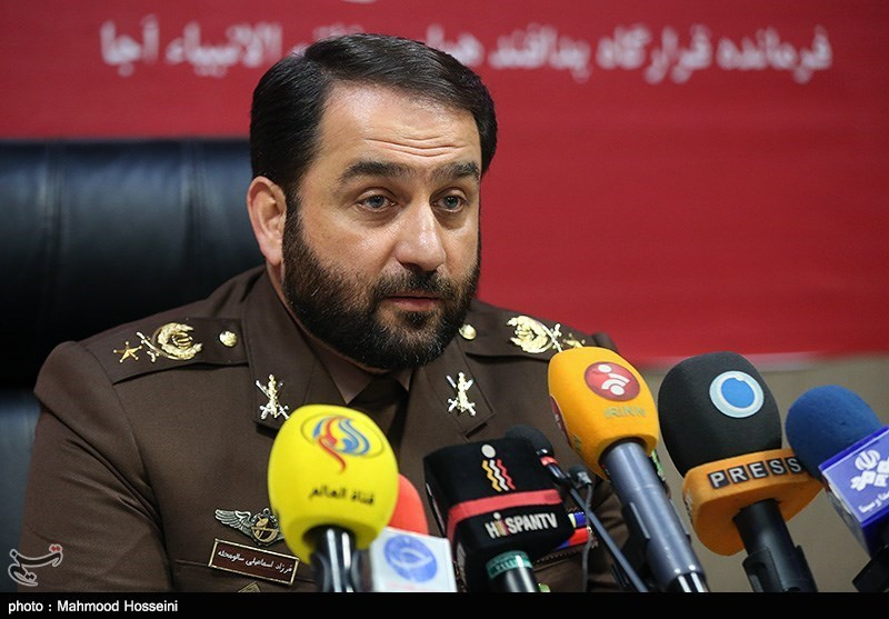 New Systems Enter Service in Iran Air Defense Force: Commander