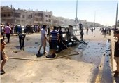 سوریه| شنیده شدن صدای چند انفجار در حمص